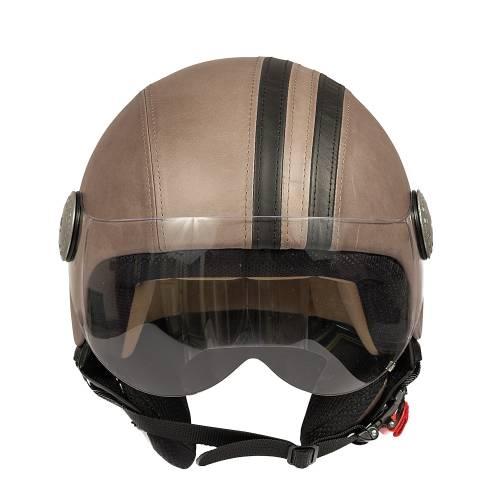 Leather Helmet | Vintage Band