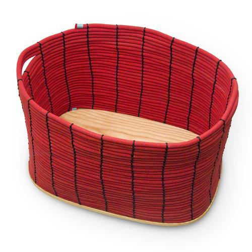 Rope Basket   120 Foot Large   Climbing Rope   Tom Will Make