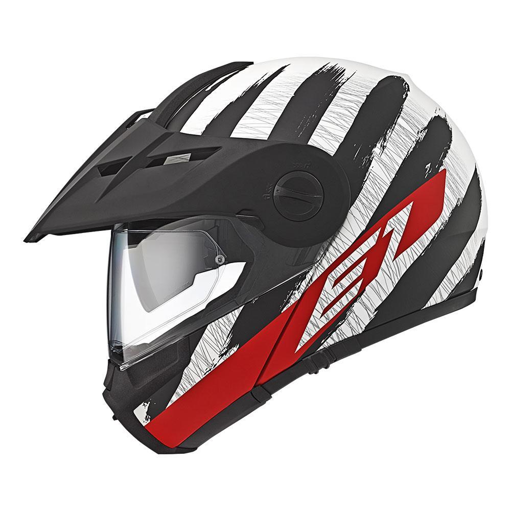 E1   Hunter Red   Schuberth Helmets