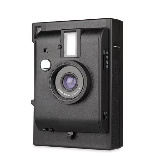Lomo'Instant Black + 3 Lenses | Lomography Cameras