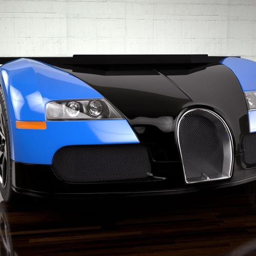 bugatti veyron desk blue design epicentrum. Black Bedroom Furniture Sets. Home Design Ideas
