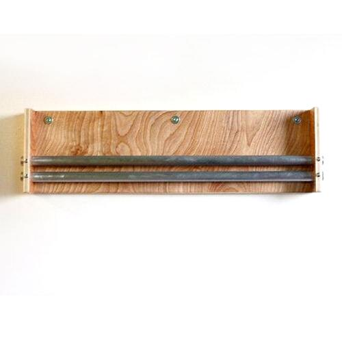 Belt Rack   Double Barrel Industrial   Wood Butcher Designs
