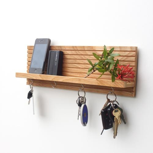 Key Holder / Jewelry Organizer | Natural