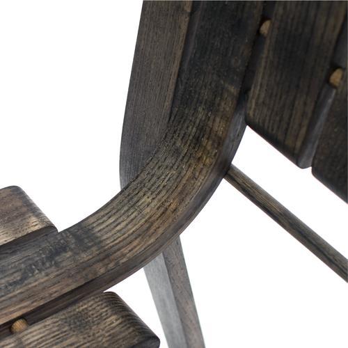 Unit Chair   Ebonized American Ash   Tom Will Make