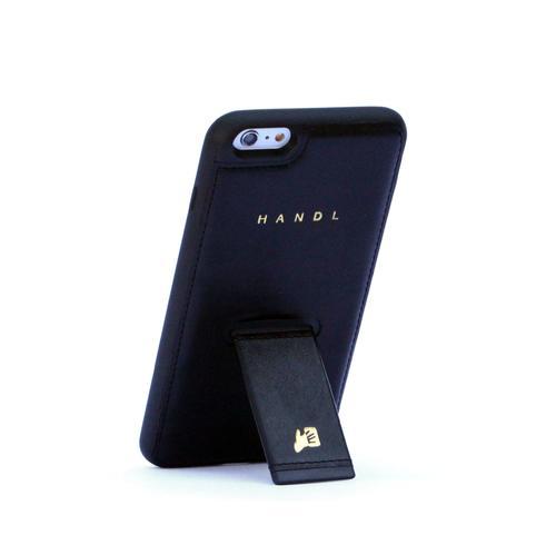 iPhone 6 Plus | Stitched Black | Handl Phone Case