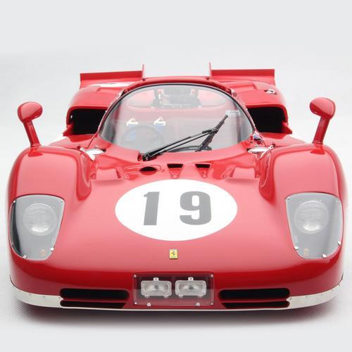 Ferrari   512S 1970 Sebring   Amalgam   1:8 Scale Model Car