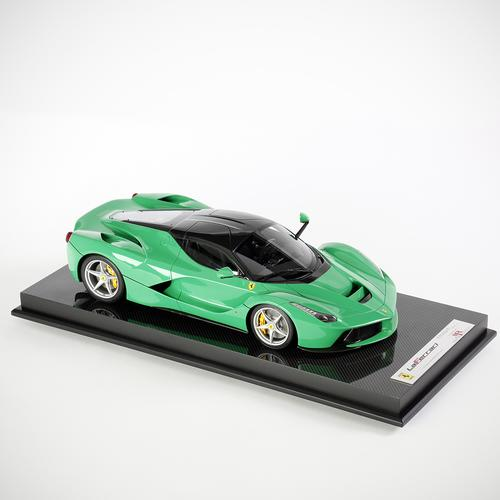 Ferrari | LaFerrari | 1:12 scale | Green