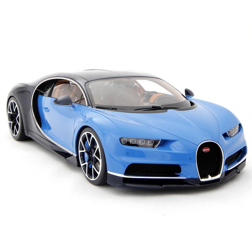 Bugatti   Chiron   Amalgam   1:12 Scale Model Car