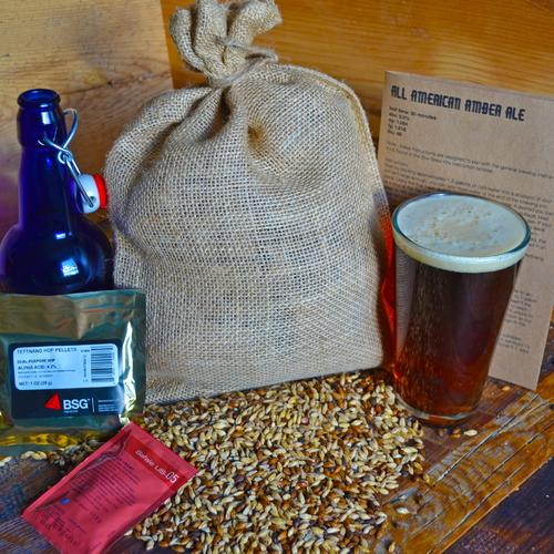 Recipe Pack | Amber Ale