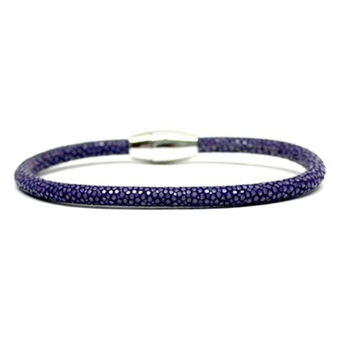 Bracelet | Single Stingray | Purple