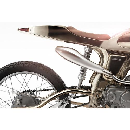 Eden Gold | Honda Supersport 125cc | Bandit9 Motorcycles