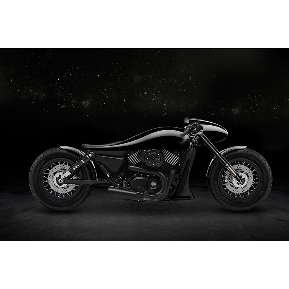 Dark Side | Harley Davidson Street HD | Bandit9 Motorcycles