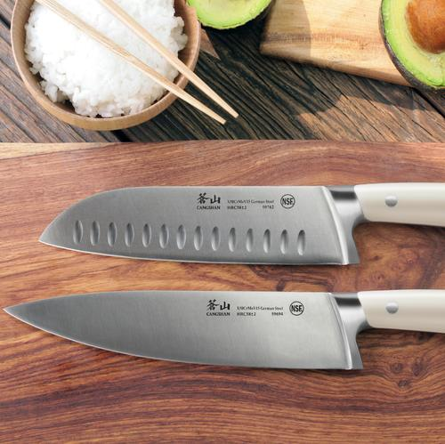 S1 Series | Set of 2 Knives | Steel | Cangshan