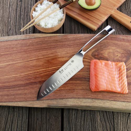 N1 Series 7-Inch Santoku knife   Cangshan