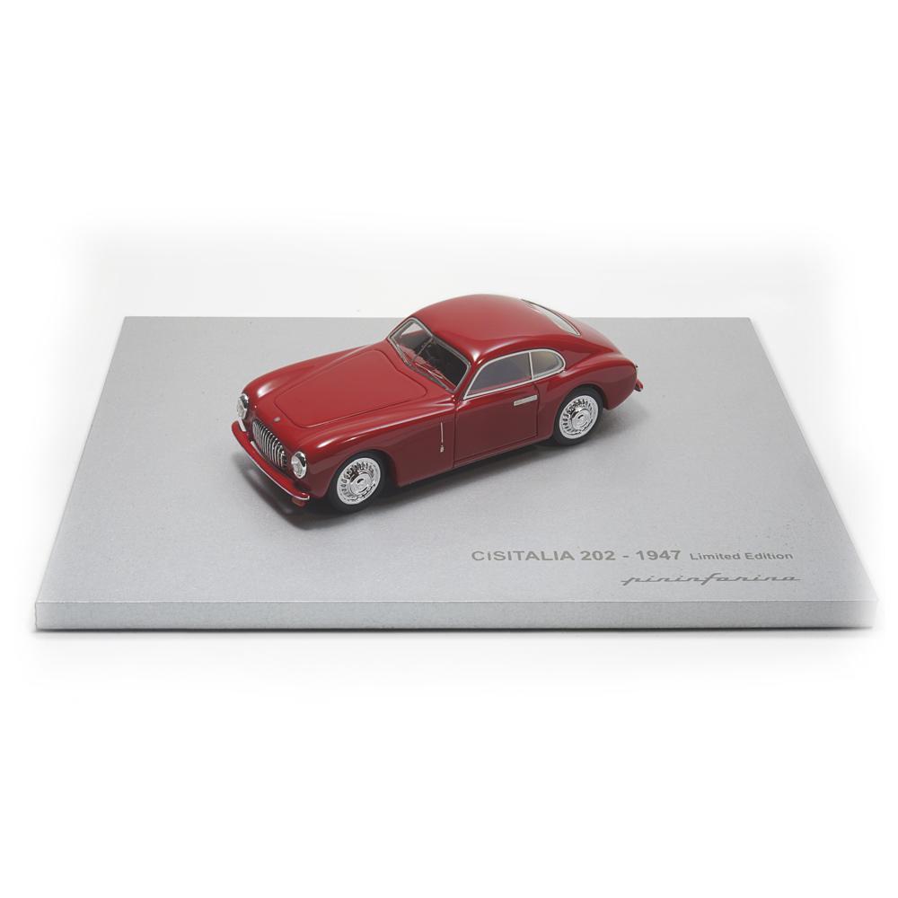 CISITALIA 201 - 1947 - 1:43 MODEL   Pininfarina