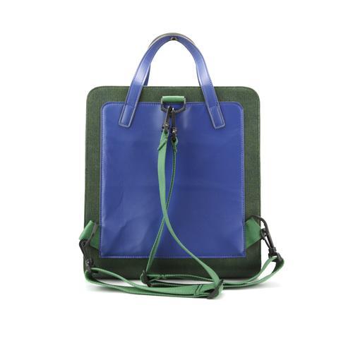 Evan Felt Commuter   Tote to Backpack Conversion   MRKT Bags