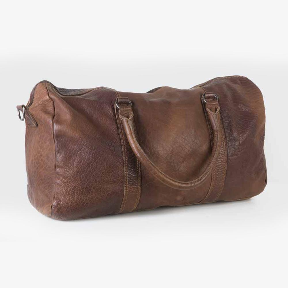 Leather Duffle Bag   Tour   Cut N Paste