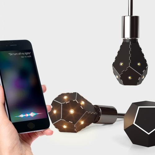 LED Light Bulb   Nanoleaf Ivy Smarter Kit   Nanoleaf