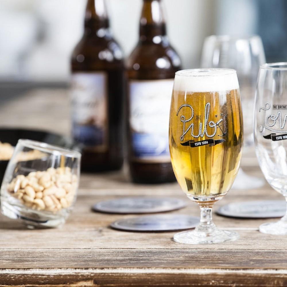 Beer Glasses   Set of 4   Sagaform