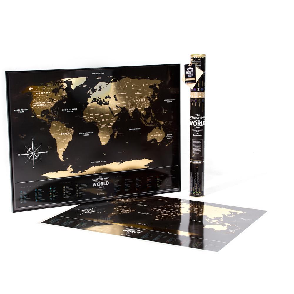Map black world 1dea travel map black world 1dea gumiabroncs Choice Image