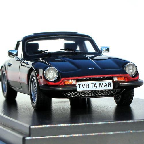 1976-1979 TVR Taimar   Black