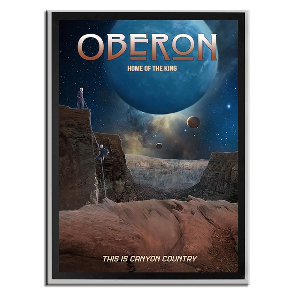 Oberon Moon | Lynx Art