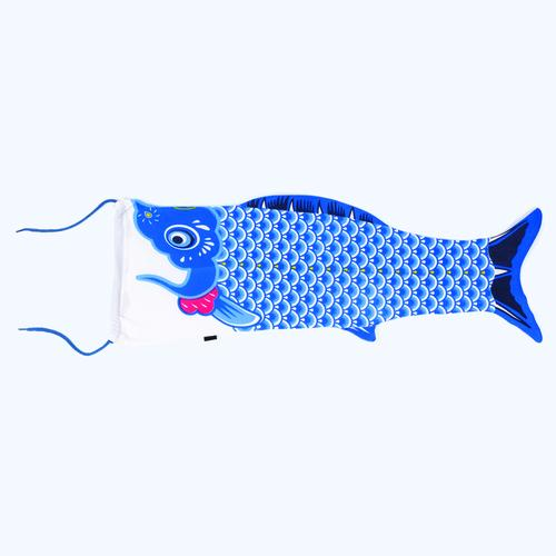 Koinobori Blue | Koinobori Laundry Bag
