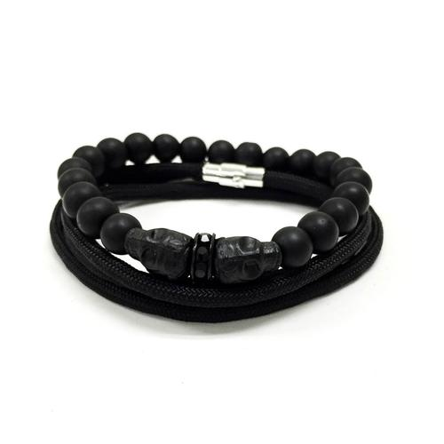 Elite Skull Set | Black Onyx