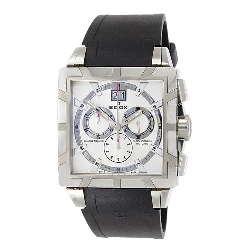 Edox Classe Royale Chronograph Big Date Men's Watch