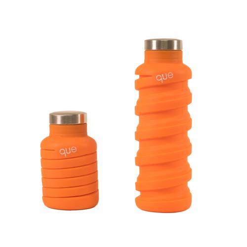 que Bottle 20 fl oz   Orange   GetQue
