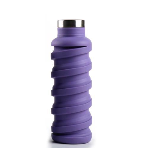 que Bottle 20 fl oz   Purple