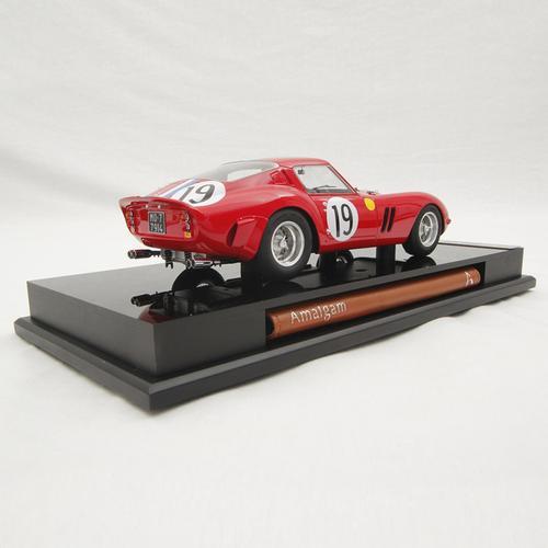 FERRARI 250 GTO – 24 HOURS OF LE MANS 1962 | Amalgam