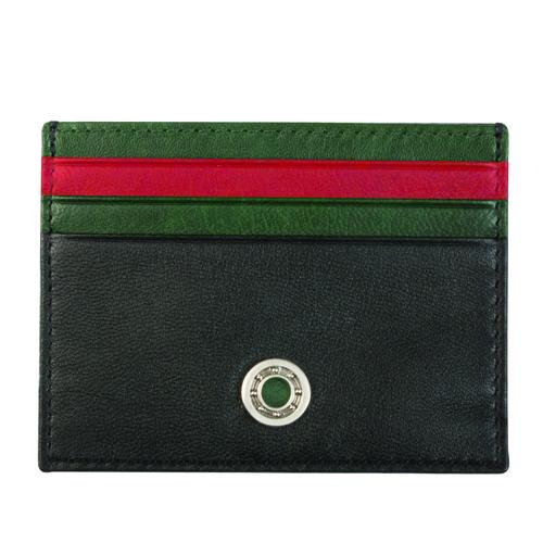 Number 18 Credit Card Holder