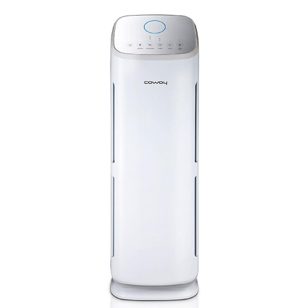 air purifier coway tower ap 1216l true hepa filter. Black Bedroom Furniture Sets. Home Design Ideas