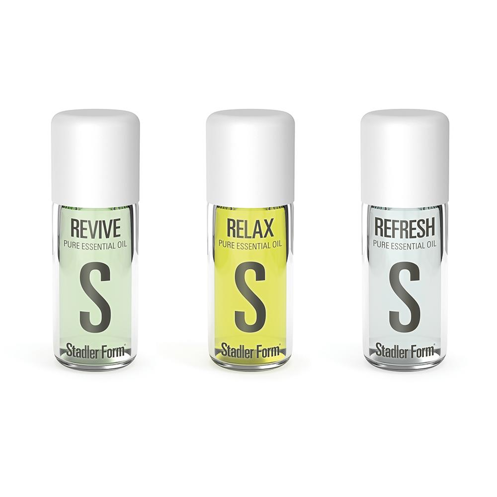 Essential Oils | Set of 3 | REFRESH, RELAX, REVIVE