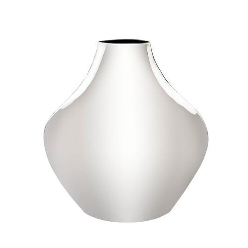 Stainless Steel | Calyx Vase
