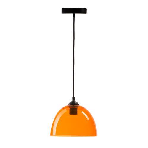 Suspension Bowl Pendant Lamp | Orange [SET OF 2]