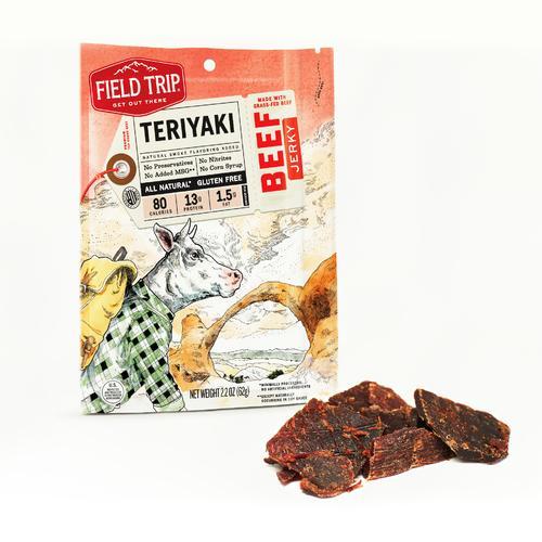 Beef Jerky | Teriyaki | Set of 9