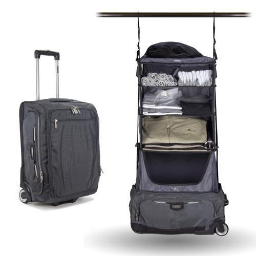 SLIDER rolling carry-on  | GREY