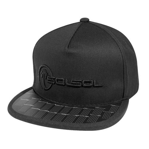The Solar Charger Hat | Black