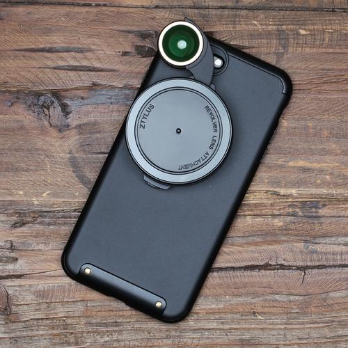 Ztylus Revolver Lens Kit for iPhone 7 Plus | Black