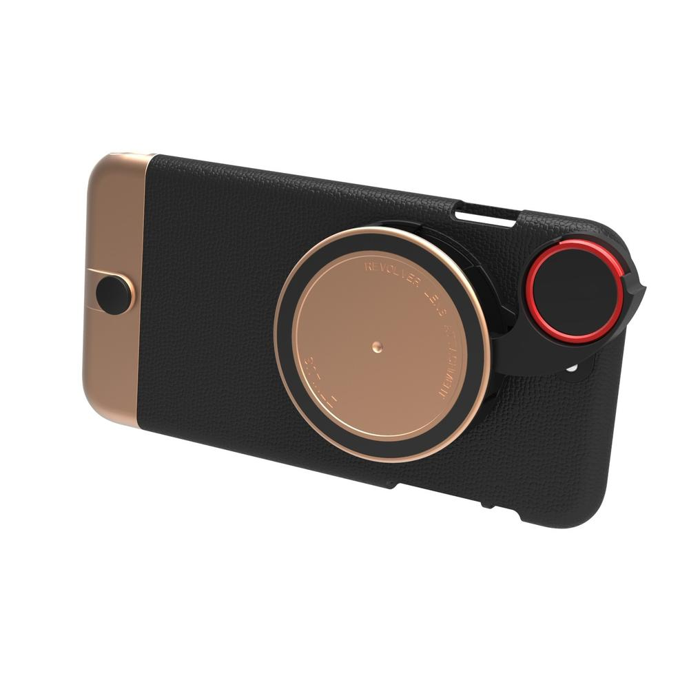 Rose Gold Case for iPhone 6/6S Plus & RV-2 Lens | Ztylus