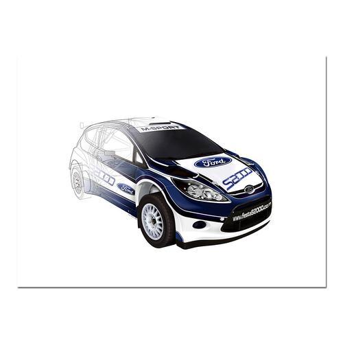 Fiesta S2000   Paper