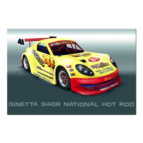 Ginette 640R National Hot Rod   Paper