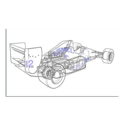 F1 Judd - Camel | Paper