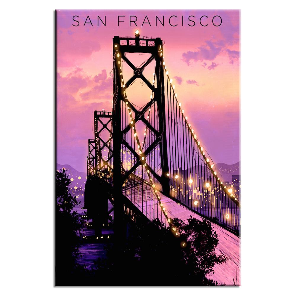 San Francisco | Lynx Art