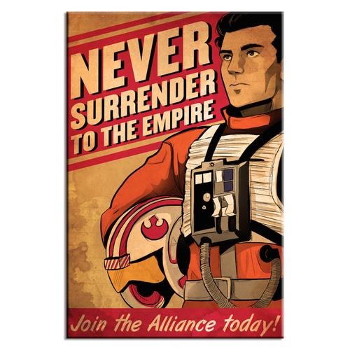 Never Surrender to the Empire
