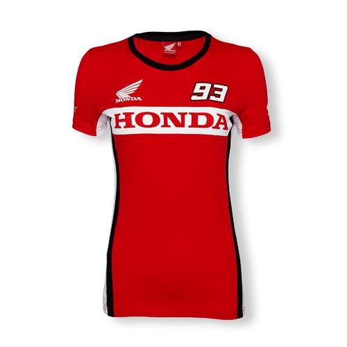 Honda Marc Marquez T-shirt   Women