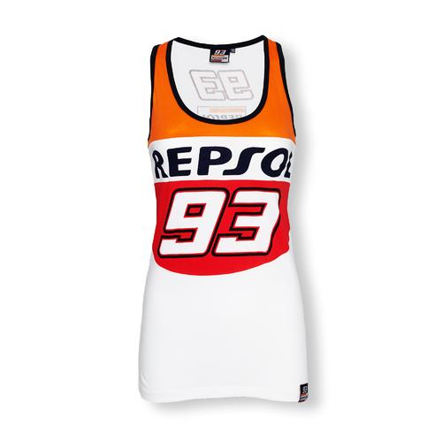RESPOL MARC MARQUEZ 93 TANK TOP LADIES