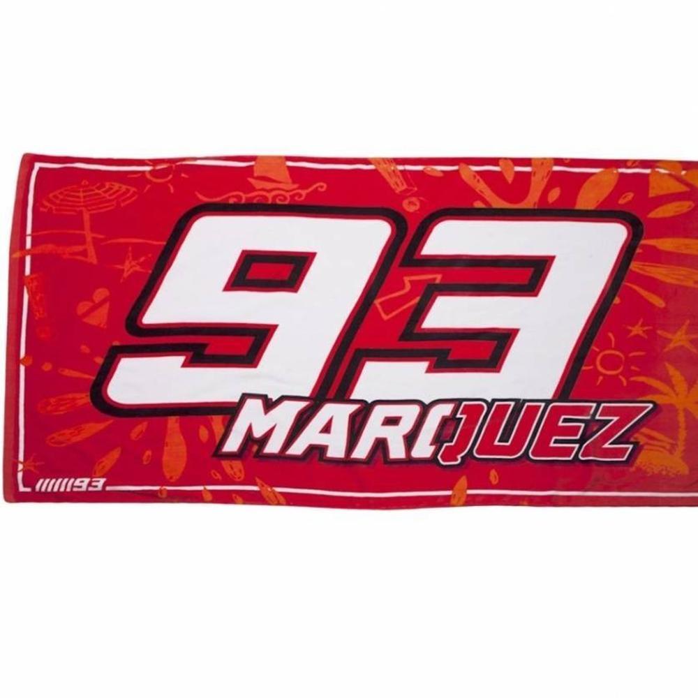 Marc Marquez Beach Towel   Moto GP Apparel